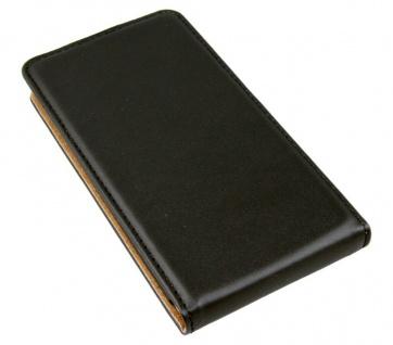 Patona Slim Flip-Cover Klapp-Tasche Schutz-Hülle Cover Case für Huawei Ascend G6