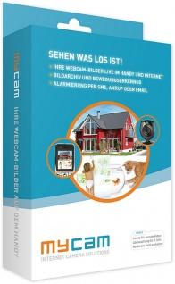1000eyes MyCam Software Dienst 1 Jahr Webcam Bilder live im Handy Internet etc