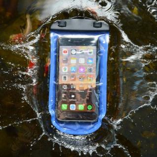 Hama Wasserdichte Outdoor-Tasche Handy-Tasche Hülle Case Cover für Apple iPhone