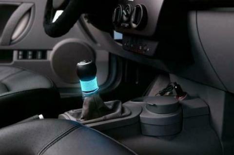 LED Wire Licht-Schnur 12V Auto PKW LKW blau Licht-Schlauch Innenraum LED-Lampe - Vorschau 2