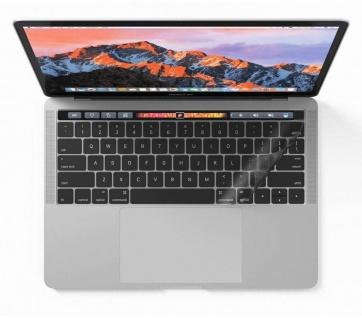 """KB Tastatur-Abdeckung Schutz-Cover Silikon Skin für Apple MacBook Pro 13"""" 15"""