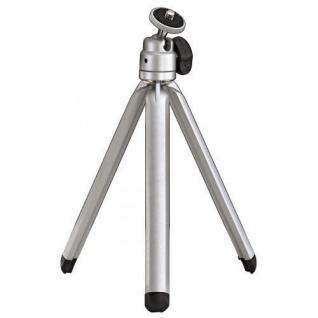 Hama Mini Tisch-Stativ Ball Pro L mit 3D Kugelneiger Video-Stativ Kamera Foto