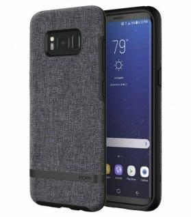 Incipio Esquire Grau Cover Hard-Case Schutz-Hülle Tasche für Samsung Galaxy S8