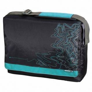 "aha Lines Kurier-Tasche Navy bis 15, 6"" Notebook-Tasche Laptop-Tasche 15"" 15, 4"