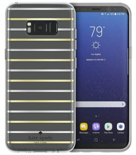 Kate Spade New York Suprise Cover Hard-Case Hülle für Samsung Galaxy S8 Plus S8+