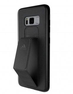 Adidas Grip Case Ständer Hard-Cover Tasche Schutz-Hülle für Samsung Galaxy S8 - Vorschau 3