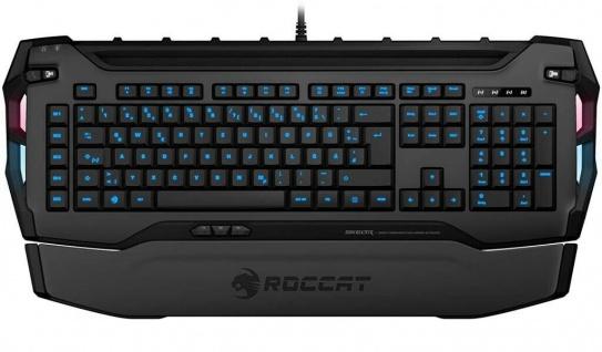 Roccat Skeltr Smart Communication RGB Gaming Tastatur LED Beleuchtung Keyboard
