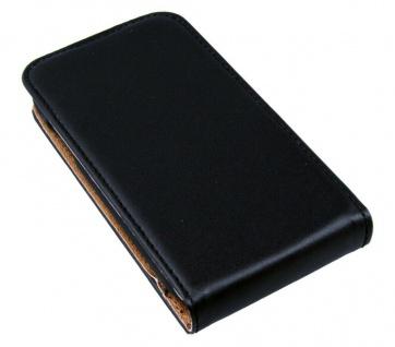 Patona Slim Flip Klapp-Tasche Schutz-Hülle Case für Samsung Galaxy Trend Lite