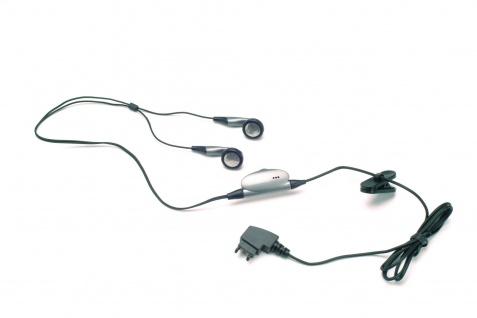 Vivanco Stereo-Headset Kopfhörer für 2, 5mm Klinke Nokia 6300 6300i N81 N81 E71 .