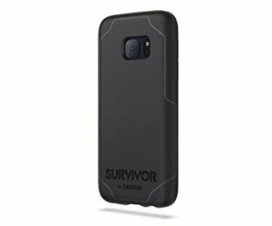 Griffin Survivor Case Cover Panzer Schutz-Hülle 2m Sturz für Samsung Galaxy S7