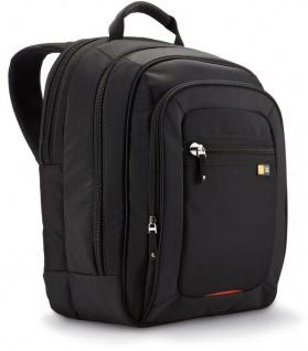 "Case Logic Backpack Laptop Rucksack Tasche 15"" 15, 6"" bis 16"" Notebook-Fach"