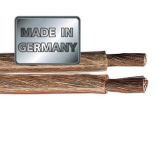 Hama 300m Lautsprecherkabel 2x 0, 75mm² 2-adrig Spule Boxen-Kabel Hifi - Vorschau 1
