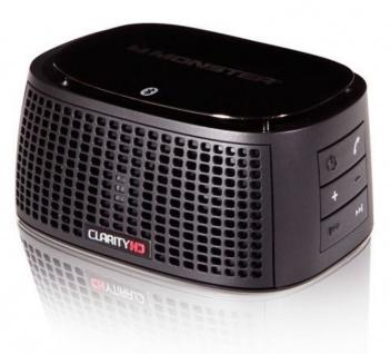 Monster Clarity-HD Bluetooth Speaker Lautsprecher Mikrofon Freisprecheinrichtung