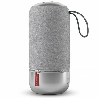 Libratone Zipp Mini Speaker Cover Wool Salty Grey Lautsprecher-Bezug Boxen Stoff