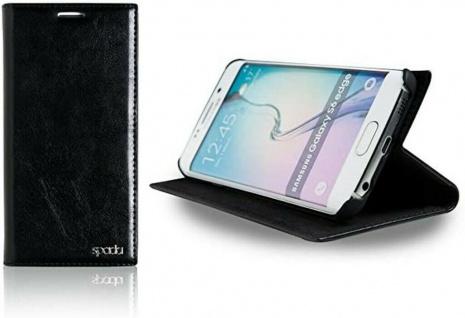 Spada Booklet Case Tasche Smart Schutz-Hülle Cover für Samsung Galaxy S6 Edge+