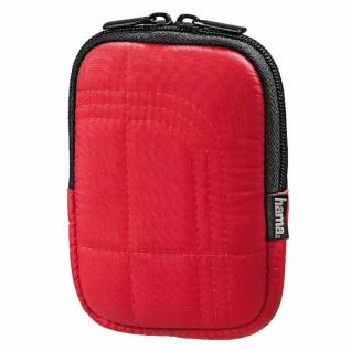 Hama Kamera-Tasche rot für Nikon Coolpix S01 S4150 S3500 S3300 S3100 S2600 S2500