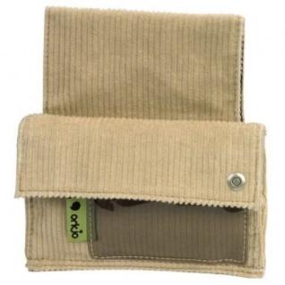 Hama Universal Tasche Ribble Cord Sand Schutz-Hülle Case Etui MP3 Player Handy