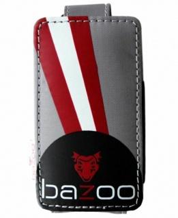 bazoo MP3-Tasche Case Schutz-Hülle Case Etui für MP4 MP3 Player Sony Walkman etc