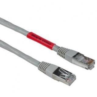 Hama 3m Cat5e Cross-Over STP Netzwerk-Kabel Patch-Kabel LAN-Kabel Cat5 Gigabit