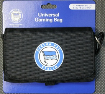 J-Straps universal Gaming Bag Tasche Hertha BSC für 3DS DSi DS Sony PS Vita PSP - Vorschau 5