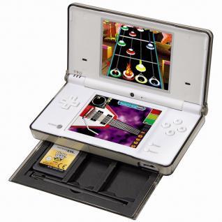 Hama Crystal Case Tasche Hardcase Box schwarz für Nintendo DSi NDSI Konsole Etui