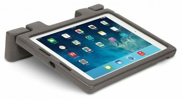 Kensington Robustes Trage-Case & Ständer Hülle Tasche für Apple iPad Air 1 Grau