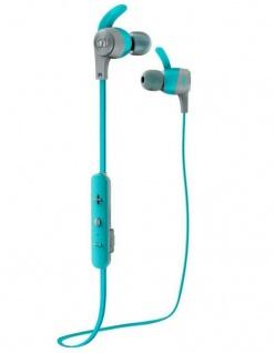 Monster iSport Archieve Wireless In-Ear Bluetooth Headset Blue Sport-Kopfhörer