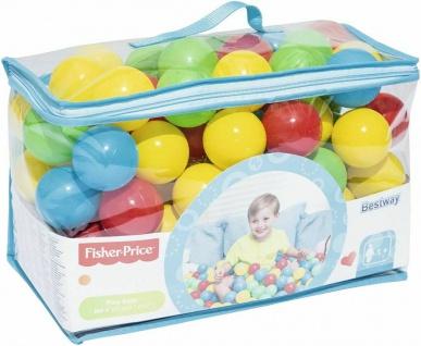 Fisher-Price Play Balls Spielbälle Bällebad Ballspiel Bunte Bälle versch. Farben
