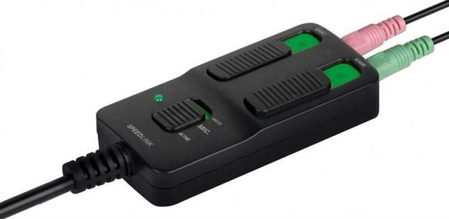 Speedlink Medusa NX Core Gaming Stereo Headset Kopfhörer für Xbox 360 PC - Vorschau 2