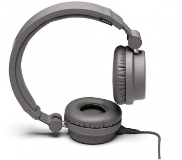 Urbanears Zinken DJ Headset Grey On-Ear Faltbar Kopfhörer Mikrofon Turn-Cable