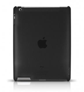 XtremeMac Microshield Case Schutz-Hülle Bag Cover schwarz für Apple iPad 2 3 4