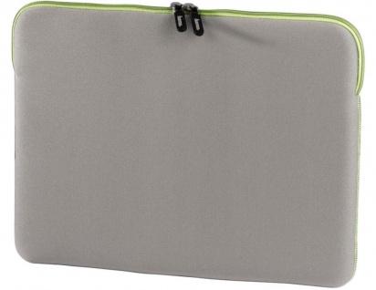 """Hama 13"""" Notebook-Cover grau Ultrabook Tasche Case Bag für MacBook Air 13, 3"""" etc"""