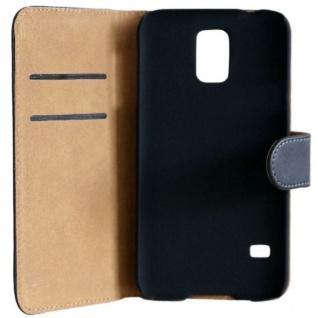 Hama Handy-Tasche Smart Case für Samsung Galaxy S5 S 5 Etui Klapp-Tasche Hülle
