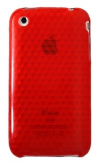 Hama Silikon Skin Hülle Tasche Handy-Cover Etui Schale für Apple iPhone 3G 3GS