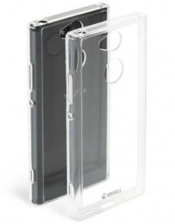 Krusell Cover Hard-Case Schale Schutz-Hülle Tasche für Sony Xperia XA2 Ultra