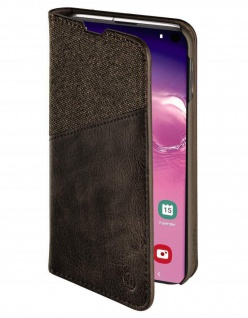 Hama Booklet Klapp-Tasche Hülle Flip-Case Smart-Cover Bag für Samsung Galaxy S10 - Vorschau 3