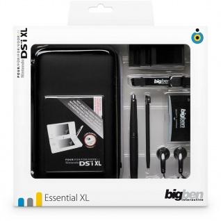 BigBen Zubehör-Set Tasche Eingabestift Displayschutz-Folie für Nintendo DSi