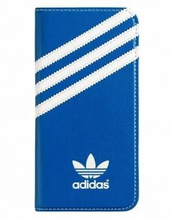 Adidas Booklet Cover Hard-Case Tasche Schutz-Hülle Etui für Apple iPhone 6 6s