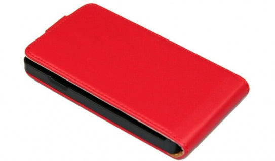 Patona Slim Flip-Cover Klapp-Tasche Schutz-Hülle Case Cover für Sony Xperia E