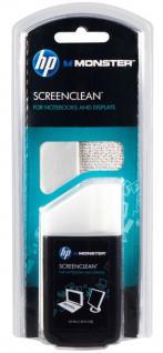 Monster HP Screen Clean Reiniger Renigung für PC Notebook TFT Monitor Display