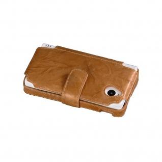 GRIPIS Leder-Tasche Case Agenda für Nintendo DSi NDSI Konsole Hülle Etui Bag