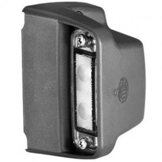 Hella Anbau LED Kennzeichen-Beleuchtung Kennzeichen-Leuchte Universal Licht