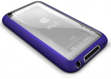 XtremeMac Hard-Cover Hülle Bumper Tasche für Apple iPod Touch 4. Generation 4G 4