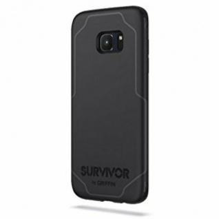Griffin Survivor Case Cover Panzer Hülle 2m Sturz für Samsung Galaxy S7 Edge
