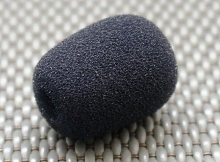 Turtle Beach X41 Mikrofon Abdeckung Cover Mic Windscreen Stoff Headset Kopfhörer