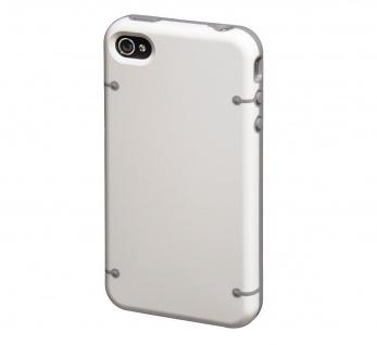 Hama Cover Dual für Apple iPhone 4 4S Case Hardcase Schutz-Hülle Bumper Tasche