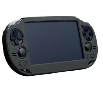 Bigben Silikon Schutz-HülleTasche Case Cover für Sony PS Vita PSV PSVITA Konsole