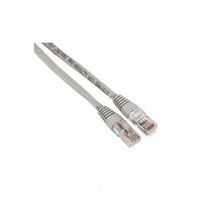 Hama 1, 5m Netzwerk-Kabel Cat5e UTP Lan-Kabel Patch-Kabel Cat 5e Gigabit Ethernet