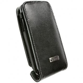 Krusell Case Klapp-Tasche Hülle Cover für Samsung Galaxy S i9000 Plus i9001 S1