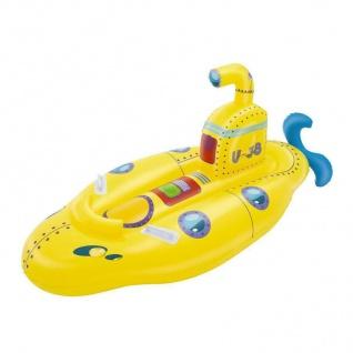 """Bestway 41098 Schwimmfigur """" Yellow Submarine"""" ab 3 Jahren aufblasbares U-Boot"""